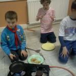Pancakes, pancakes and more pancakes
