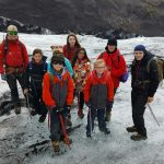 The Glacier Walk
